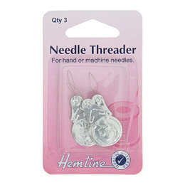Hemline Aluminium Needle Threader