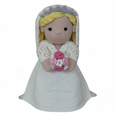 Bride (Knit a Teddy)