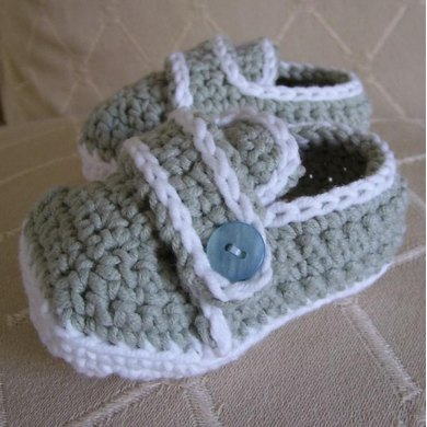 Sporty-Casual Baby Shoes