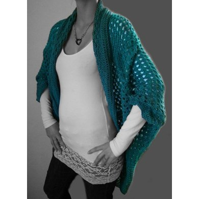 Granny Shrug Seelenwärmer Crochet Pattern By Cittygatodesigns