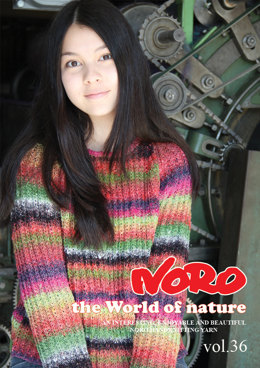The World Of Nature by Noro