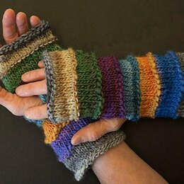 Stratified Mitts