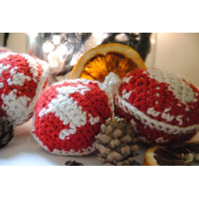 Festive Crochet Decorations