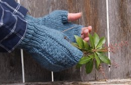 Blue Hill Mitts