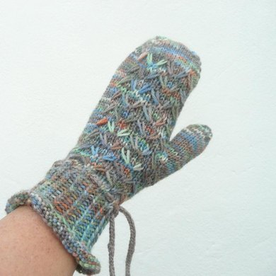 Marvellous Fitted Mitts