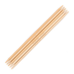 "Clover Knitting Needles 3015 Double Point Needle 20cm (8"") (Set of 5)"