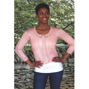 Chelsea Cardigan To Knit Knitting Pattern By Valerie Love