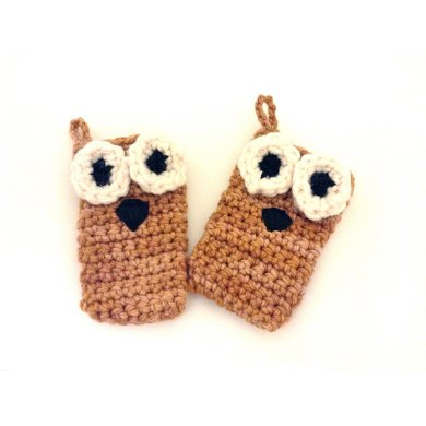 IPhone 5 Owl Cover