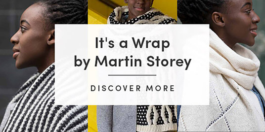Martin Storey's Exclusive Wrap Collection