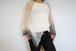 Chelsea Asymmetrical Sweater