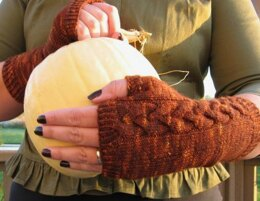 Knucklebuster Fingerless Mitts