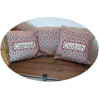 Welsh Tapestry Style Cushions