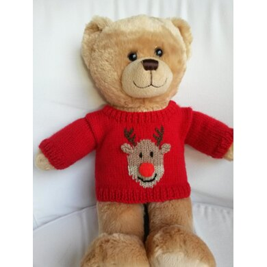 Teddy Bear Christmas Sweaters