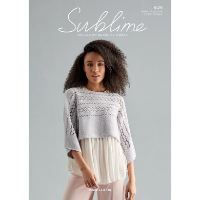 Top in Sublime Isabella DK - 6129 - Downloadable PDF
