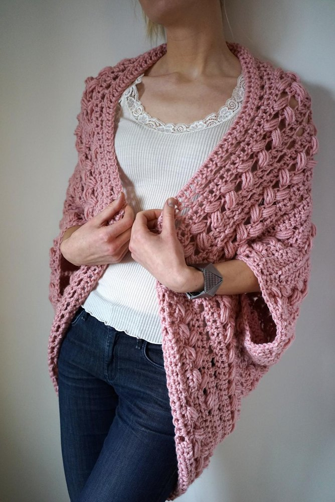 Inmost Cardigan Crochet Pattern By Elevenhandmade