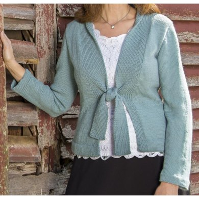 Bristol Top-Down Cardigan #108