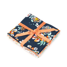 Craft Cotton Company Eclectic Floral Fat Quarter Bundle