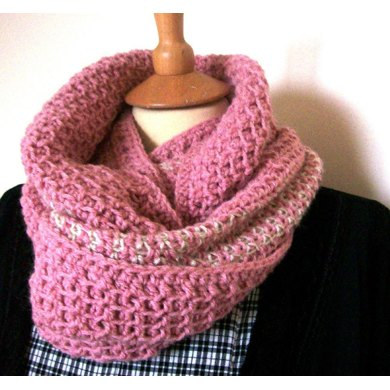 Strawberry Biscuit Cowl