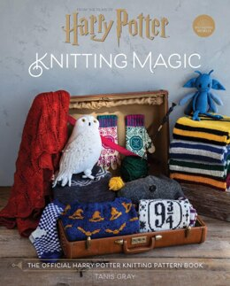 Pavilion Harry Potter Knitting Magic by Tanis Gray