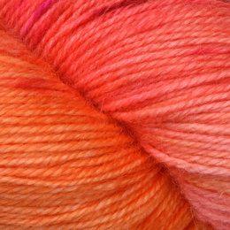Dream in Color BFL Sock with Nylon