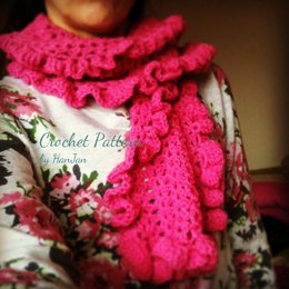 The Ruffle Scarf