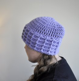 Double Layer Waffle Hat