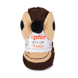Katia Kid's Cap Monkey