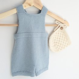 Sea Breeze Romper