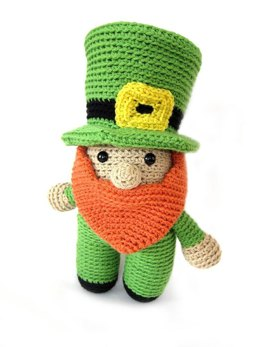 Amigurumi Mike the Leprechaun
