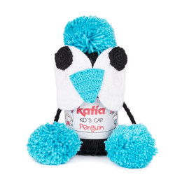 Katia Kid's Cap Penguin
