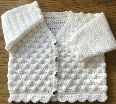 Bobble Cardigan for Baby or Child (1029)
