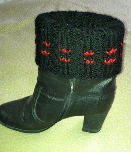 Boot Toppers/Cuffs