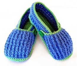 Post-It Slippers - Adult PDF 12-072