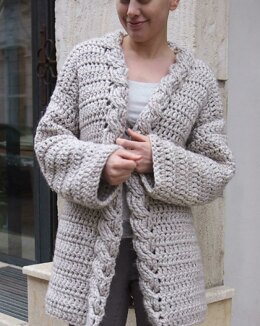 Very Winter cardigan