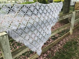 ... crochet patterns Browse now · Gypsy Queen Shawl Gypsy Queen Shawl  Downloadable PDF. Free 60b635660