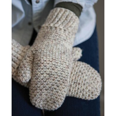 Painless Adult Mittens