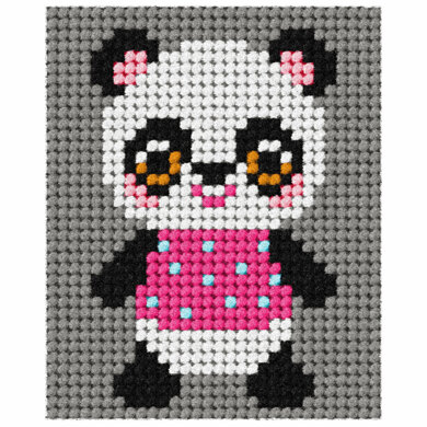 Orchidea Tapestry Kit: My First Panda
