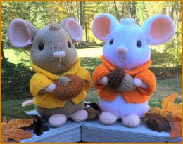 Autumn Mice