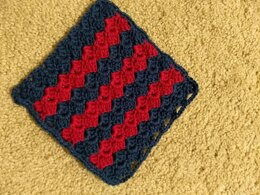 Tulip Stitch Washcloth/Dishcloth