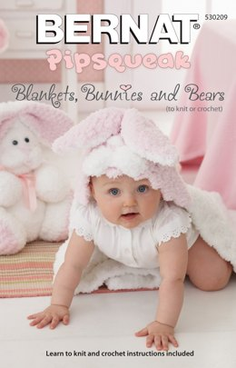 Blankets, Bunnies and Bears by Bernat