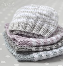 Preemie and Newborn hat 'Little One'