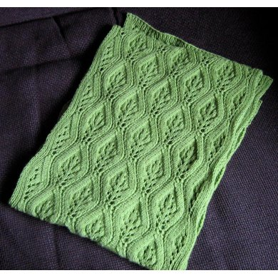 Ogee Lace Scarf