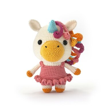 Bella the Unicorn Amigurumi