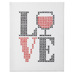 Anchor Big & Easy Cross Stitch - WINE - Multi