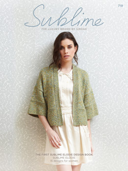 The First Sublime Elodie Design Book by Sublime