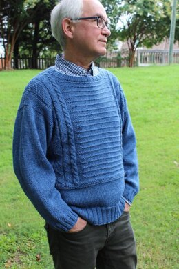 Whalsay Gansey Pullover