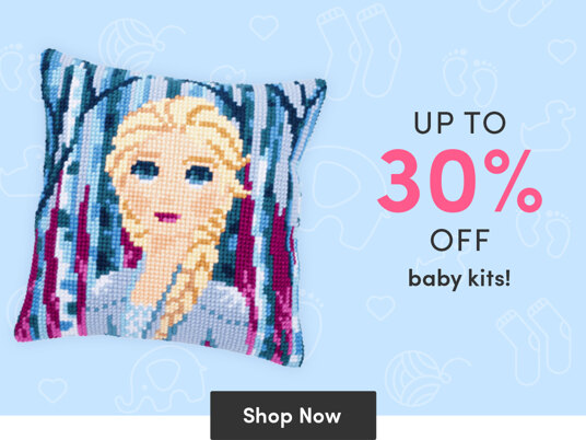 Up to 30 percent off baby kits!