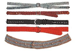 Belts to Crochet