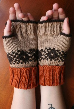 Dulcian Fingerless Gloves