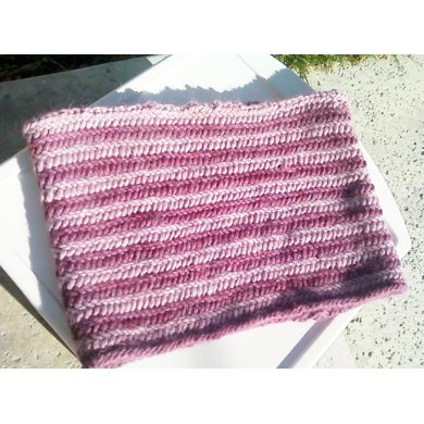 Fishtail Braid Cowl
